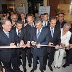 السيد عبد الله غل رئيس الجمهورية التركية يفتتح فندق ديديمان في مدينة دمشق - 16.05.2009