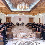 الرئيس الأسد يستقبل رئيس الوزراء اللبناني سعد الحريري - 18.07.2010
