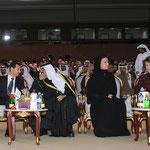 الرئيس الأسد يحضر والسيدة عقيلته حفل افتتاح الدوحة عاصمة للثقافة العربية 2010 - 28.01.2010