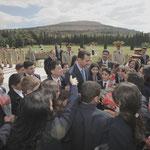 بناسبة عيد الشهداء وتمجيداً للبطولة والفداء زار السيد الرئيس بشار الأسد أمس صرح الشهيد في جبل قاسيون حيث وضع إكليلاً من الزهر على ضريح الجندي المجهول وقرأ الفاتحة على أرواح الشهداء - 06.05.2009