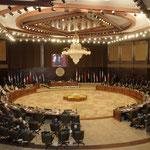 بدأ أعمال  قمة دمشق العربية العشرين - 28.03.2008