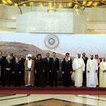 كلمات القادة العرب في إفتتاح  قمة دمشق العربية العشرين - 28.03.2008