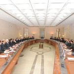 الرئيس الأسد يترأس اجتماعاً لمجلس الوزراء - 02.05.2009
