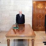 أمام الرئيس الأسد.. محمد خضور يؤدي اليمين القانونية سفيرا لسورية لدى استراليا - 11.04.2011