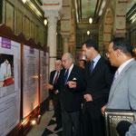 الرئيس الأسد يزور المعرض الوطني للدستور في تونس - 13.07.2010
