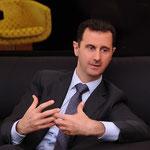 الرئيس الأسد في مقابلة مع صحيفة جمهورييت التركية - 03.07.2012
