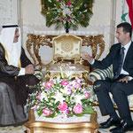 السيد الرئيس بشار الأسد في زيارة إلى دولة الكويت - 06.06.2004