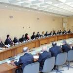 السيد الرئيس بشار الأسد يترأس اجتماعا للحكومة - 12.02.2013
