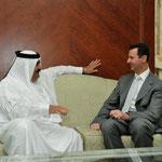 الرئيس الأسد وأمير قطر يعقدان جلسة مباحثات في الدوحة - 29.01.2010