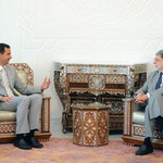 الرئيس الأسد يستقبل وزير خارجية البرازيل - 28.07.2010