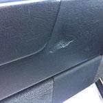 schade deurpaneel oplossen
