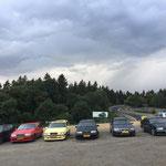 Weekendje weg naar de Nurburgring (zie blog racen met Theo)
