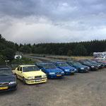 Volvo 850 R Nurburgring