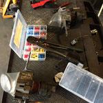 Mistlampen met originele stekkers monteren