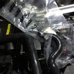 Nieuwe slangen DO88 koeling, intercooler en kachel slangen