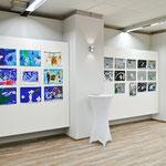 Ausstellung: Wintertraum/Kindertraum   Kitas  St. Leonhard/Schweinau