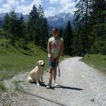 ...es gab auch Bilder aus Garmisch Partenkirchen