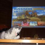 Helmut Pichler entführte uns für zwei Stunden in die Kälte der Russischen Arktis.