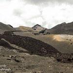 Galápagos: Vulkan Sierra Negra, einer der aktivsten Vulkane der Welt