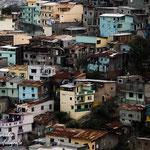 alter Stadtteil von Guayaquil