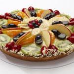 Vers-fruit Vlaai (12 personen)
