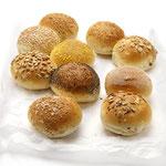 Gesorteerde Mini-broodjes