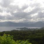 Lago de Atitlán desde Cerro de Oro