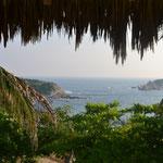 Vistas desde la Manzanillera.