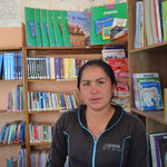Marisol, la bibliotecaria