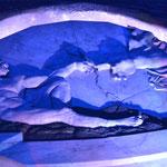 Réplica de la obra de Miguel Ángel