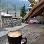 El cafe de las 12.  (Por fin encontramos un café guatemalteco)