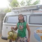 Los cocos de la carretera