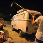 Grabación de documental los Quatro Quijotes