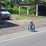 Gasolina de contrabando