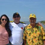 Con Danilo y Misael