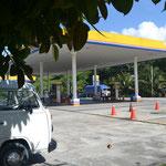 Gasolinera Puerta a las Verapaces, entre El Rancho y Cobán.