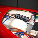 """RC-/Turbinen-und Fahrwerkstechnik """"Detail DPSI-Micro Weiche"""""""