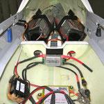 Flug-Akkuhalter und SafetyPowerSwitch
