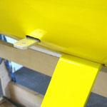 Tragflächenstreben-Halterung (Rumpfseitig)