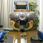 Motormontage (provisorisch)