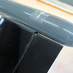 Detail Anlenkung V-Tail