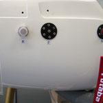 """RC-Magnetschalter-/Tankventil-/Zündungs-LED """"Aussenansicht"""""""
