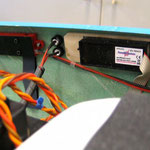 """Schaltgeber PowerBox und Zündschalter Emcotec """"Montiert"""""""