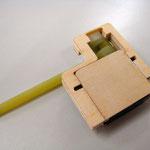 Wölbklappen-Servohalter-/Anlenkung modifiziert für LDS
