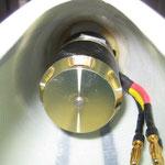 Innenansicht Motorspant-/Motor