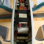 RC-/Motoren-Einbau Kabinenbereich