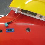 RC-Verbindung Höhenleitwerk-/Rumpf