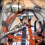 Detail RC-Steckerverbindung Tragfläche