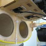 Tankentlüftung-/Motorzuleitung