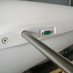 RC-Steckung-/MPX Verbindung Tragfläche